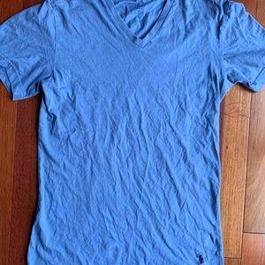 Polo V-Neck Undershirt Slim Fit Ralph Lauren Mens
